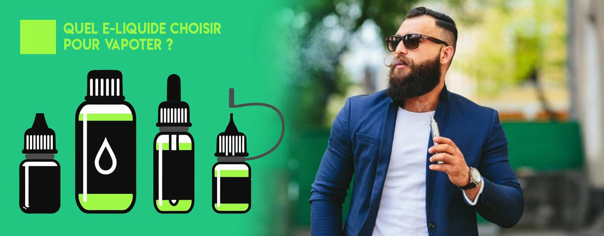Ecig o bec : existe-t-il des e-cigarettes sans nicotine ?